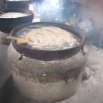 kassaverie en Guadeloupe, Kassav, galette de manioc