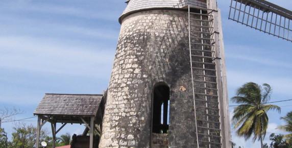 Marie Galante l'île aux cent moulins