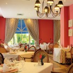 Salle de restaurant Barcelo Capella